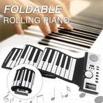 Foldable Rolling Piano