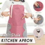 Anti-Stain Kitchen Apron