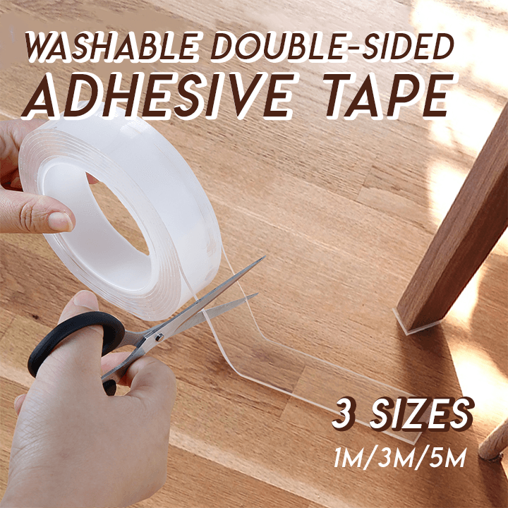Washable Double-sided Adhesive Tape
