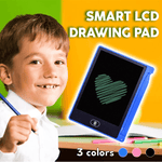 Smart LCD Drawing Pad