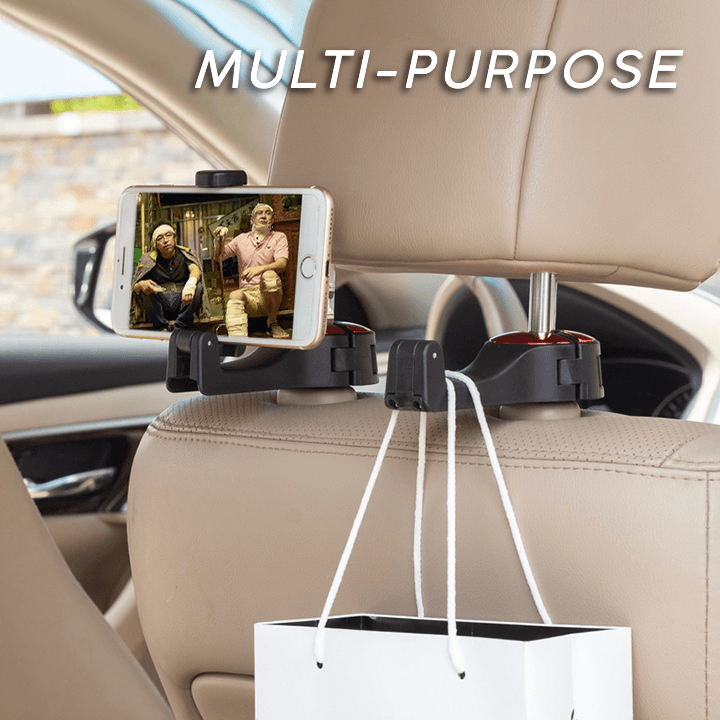 Car Headrest Phone Mount