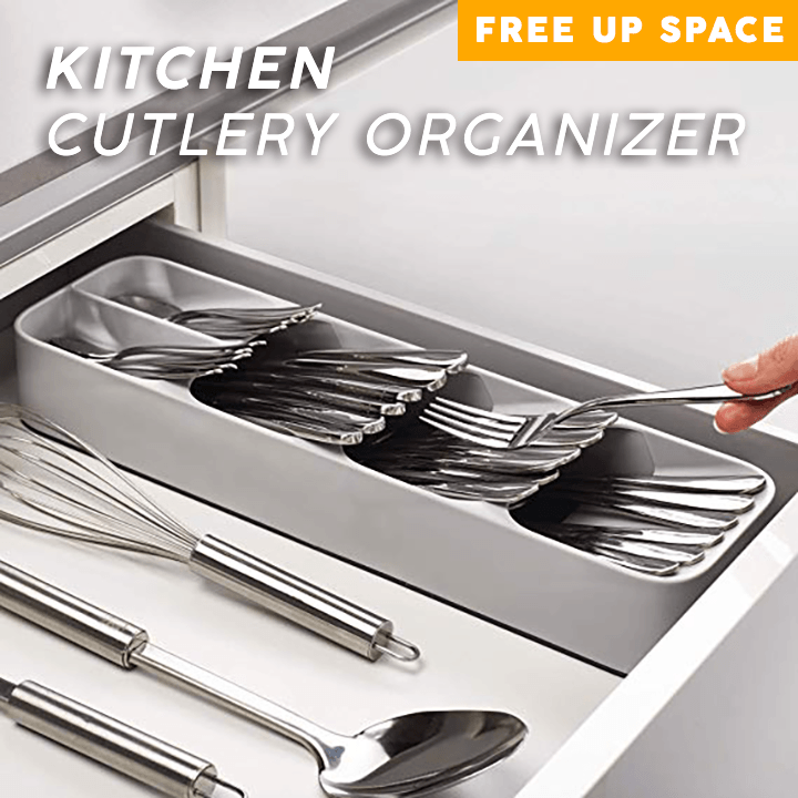 Kitchen Cutlery Organizer