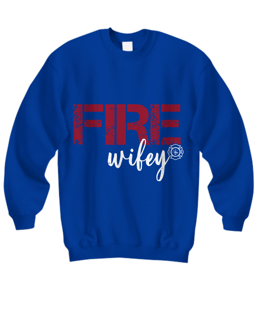 Fire Wifey Shirt, Hoodie and Sweatshirt