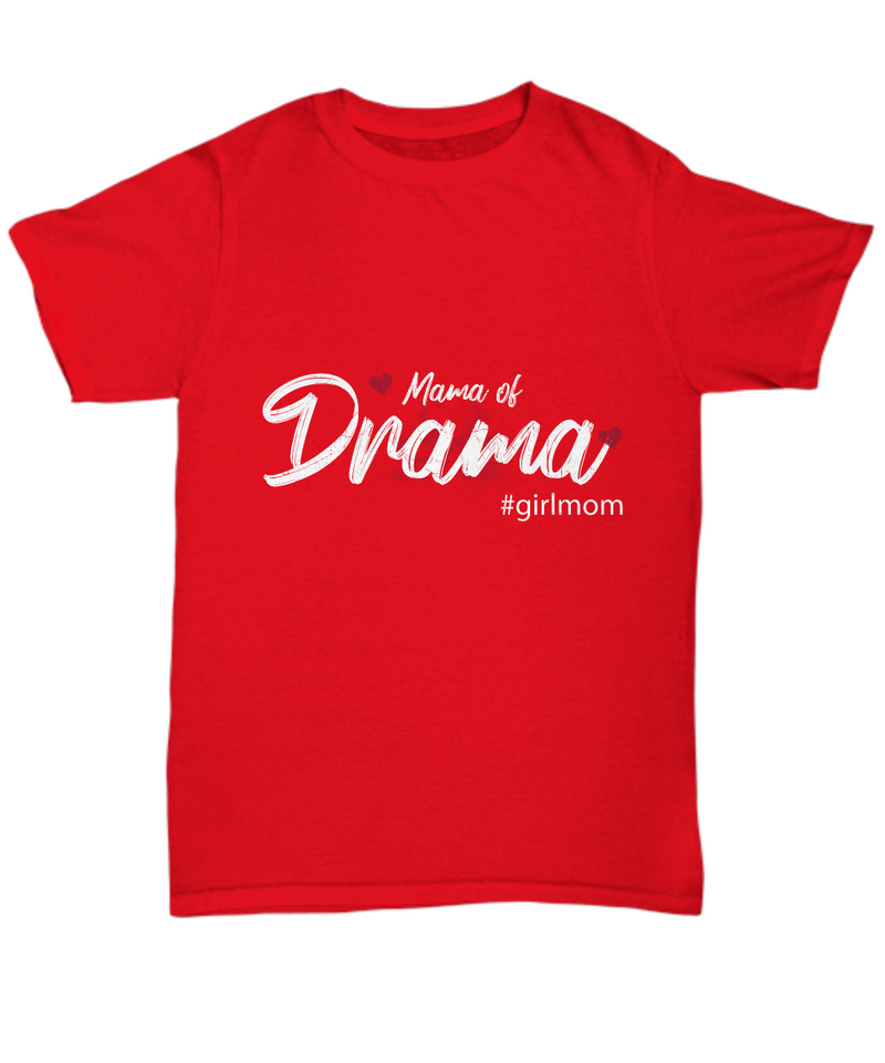 Mama Of Drama Shirt, Hoodie and Sweatshirt