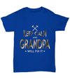 Keep Calm And Grandpa Will Fix It Shirt, Hoodie and Sweatshirt