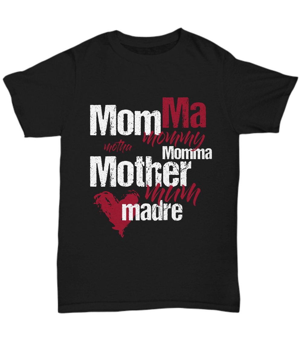 Different Mother Names Shirt, Hoodie and Sweatshirt
