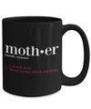 Mother Never Wrong About Anything Coffee Mug