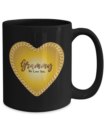 Grammy We Love You Coffee Mug