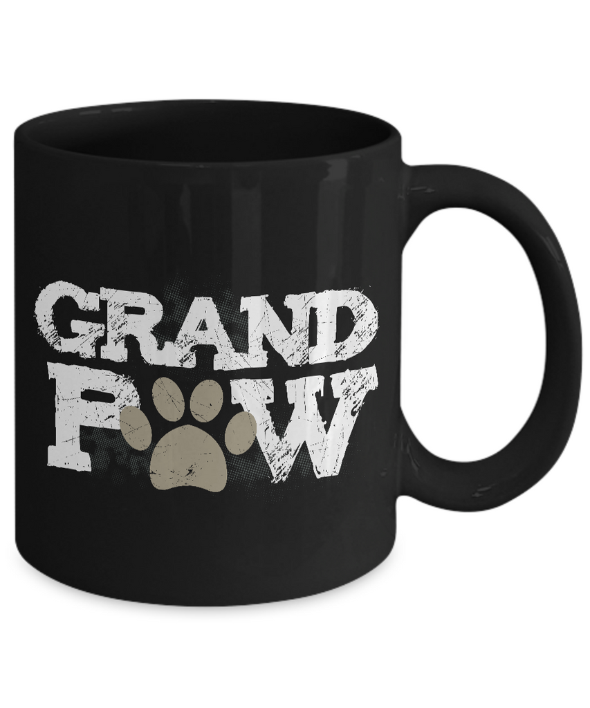 GrandPaw Coffee Mug