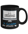 I Virtually Graduated-1st Grade In 2020 Coffee Mug