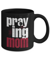 Praying Mom Coffee Mug