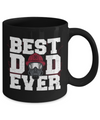 Best Dad Ever - Firefighter Coffee Mug