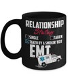 Relationship Status EMT Coffee Mug