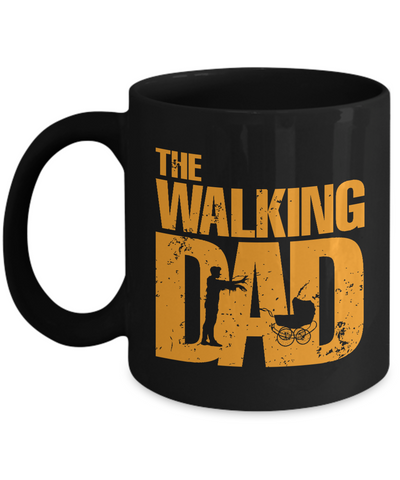 The Walking Dad Coffee Mug
