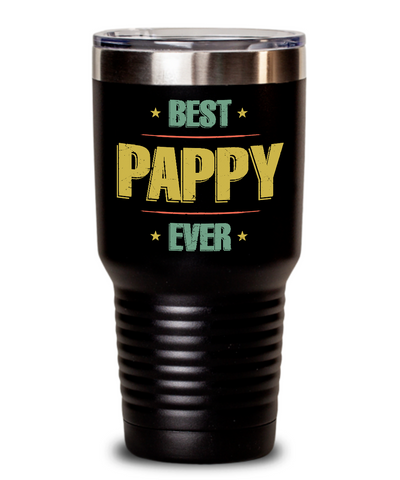 Best Pappy Ever Tumbler