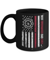 Best Firefighter Dad Ever Coffee Mug