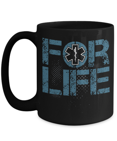 For Life Coffee Mug