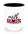 Milk Maker Shot Glass