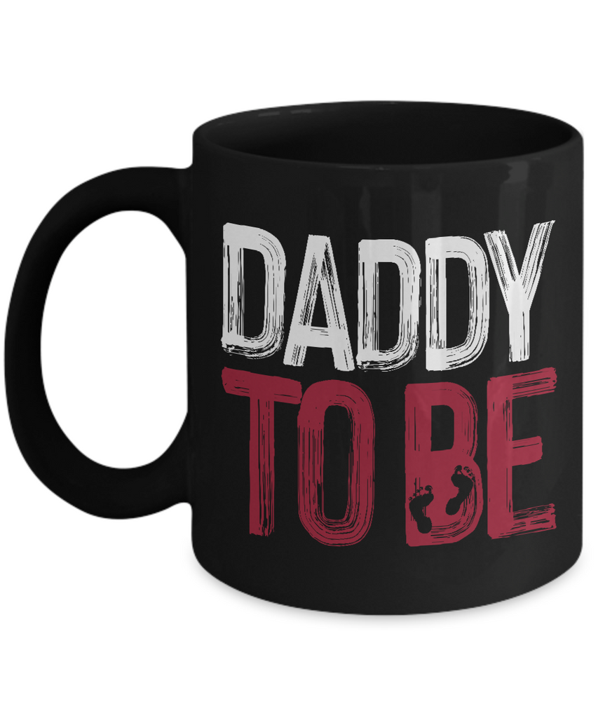 Daddy To Be Coffee Mug