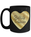 My Greatest Blessings Call Me Grandma Coffee Mug