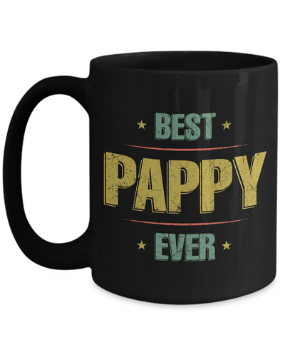 Best Pappy Ever Coffee Mug