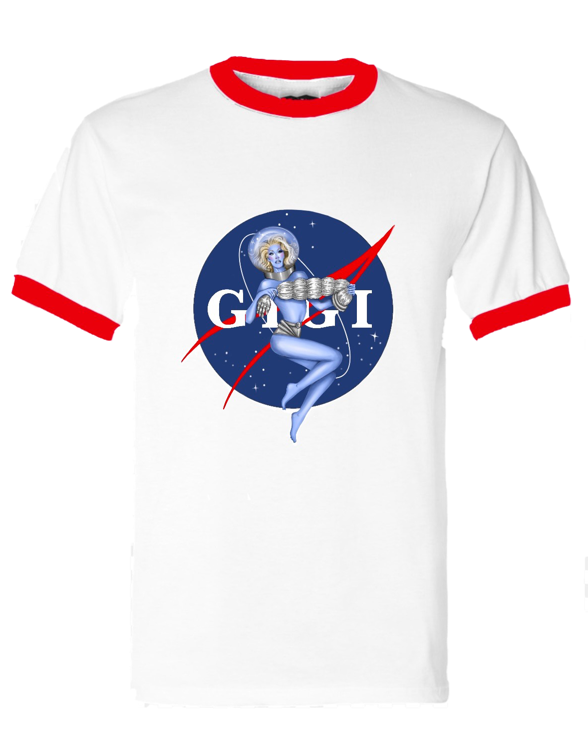 """One Small Step for Gigi"" T Shirt"