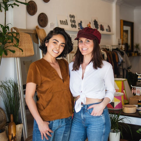 makers loft oakland boutique workshops creative classes owners Xela Gaerlan Boyd Rachelle Blaisdell