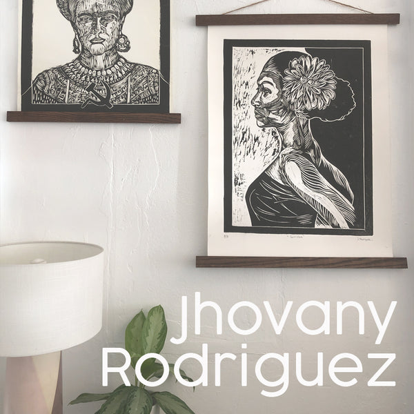 Jhovany Rodriguez art makers loft boutique workshops Oakland gift shop