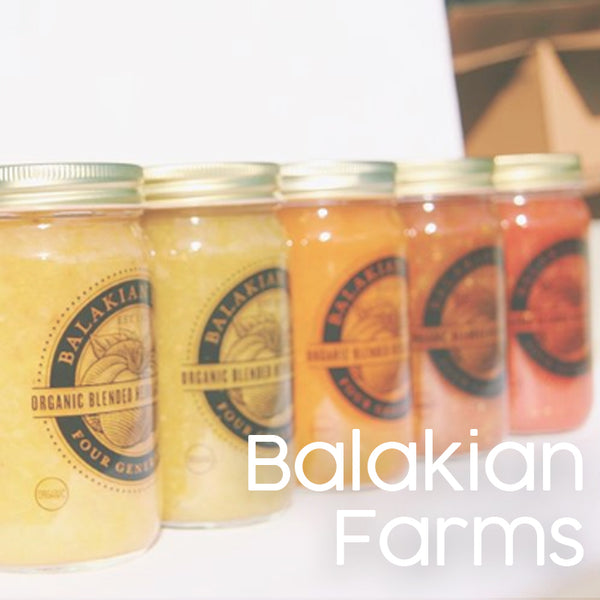 balakian farms heirloom tomatoes makers loft boutique gift shop Oakland