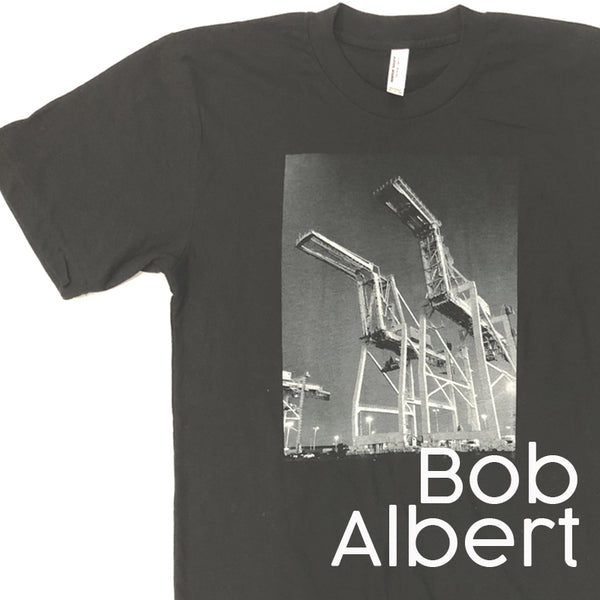 mens apparel local streetwear tshirt bob albert makers loft oakland cranes