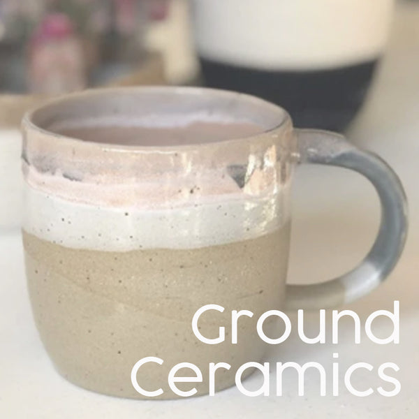 Ground ceramics Makers Loft boutique workshops oakland gift shop
