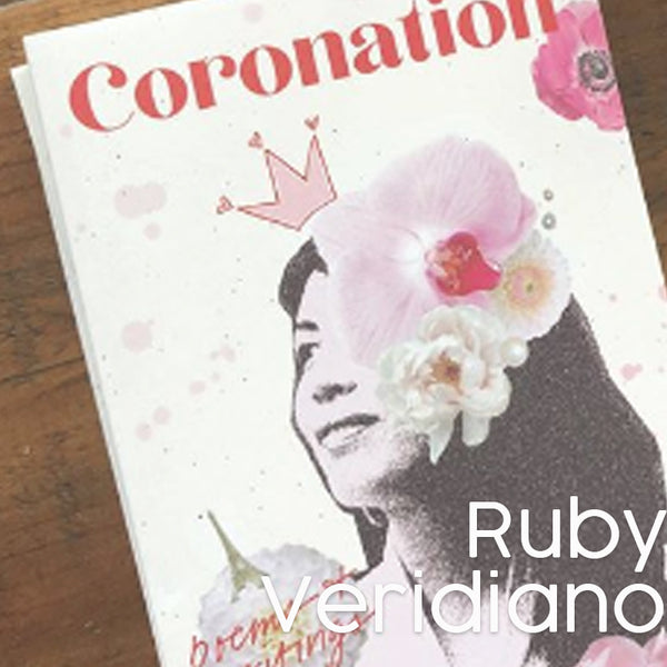 ruby veridiano, author, fashion, paris, public speaker, poet, book, filipina, pinay, philipino, Filipino American, bay area, maker's loft boutique, self published, coronation