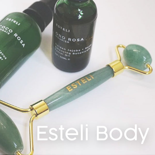 Esteli Body Skincare at Maker's Loft Boutique gift shop oakland