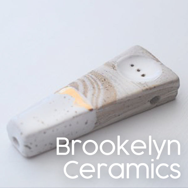 Ceramic home goods products by brookelyn Ceramics at maker's Loft boutique gift shop oakland