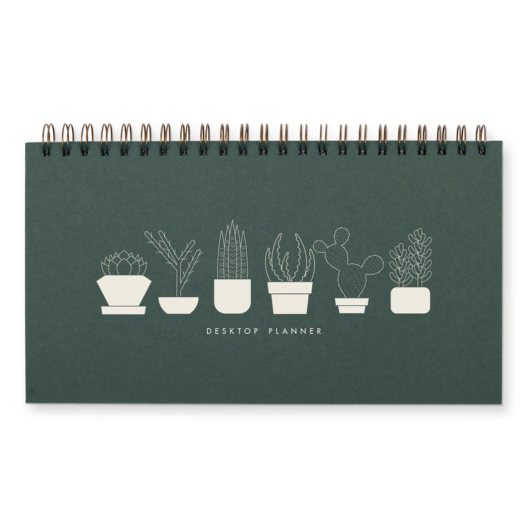 Ruff House Print Shop - Succulent Weekly Planner
