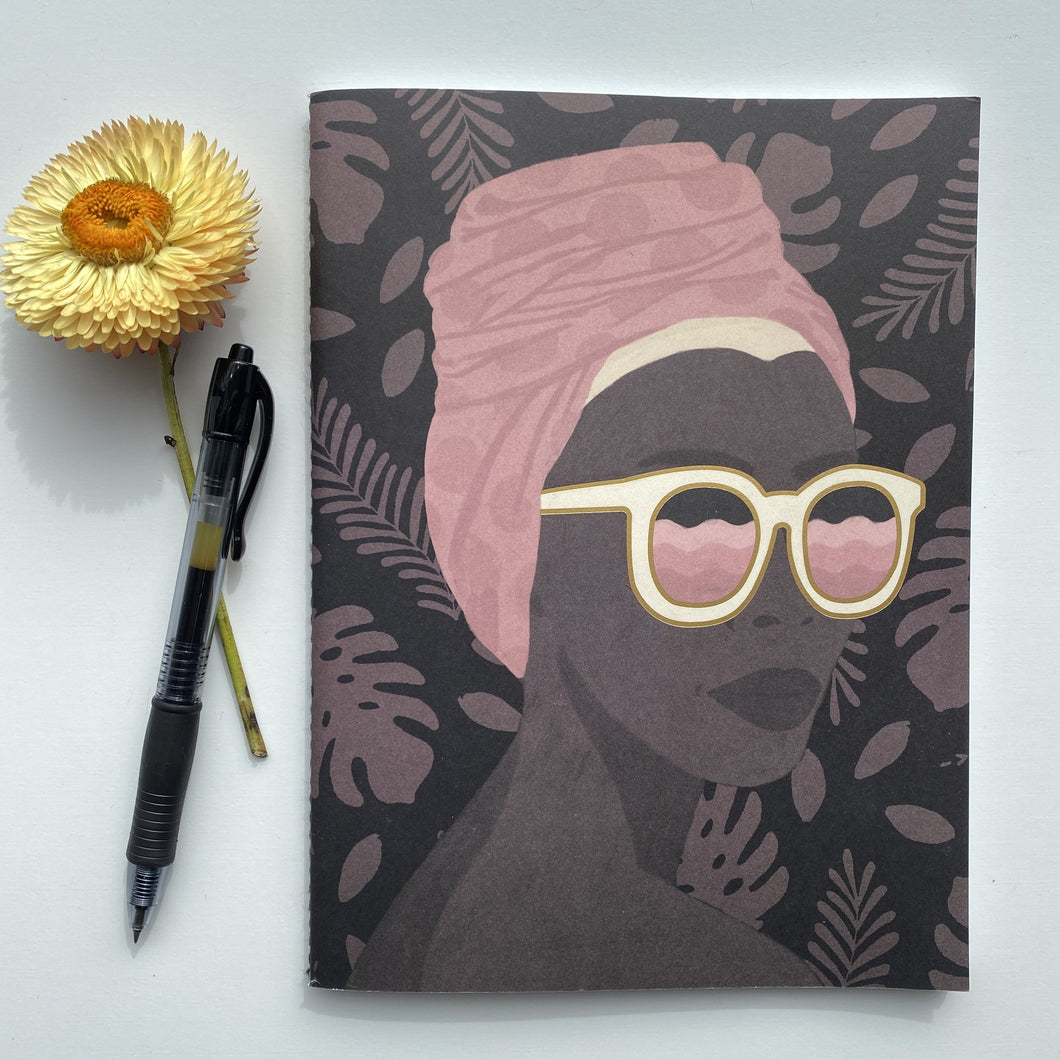Sunglasses MasterPiece Notebook