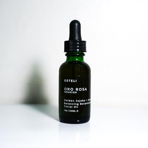 Oro Rosa Facial Oil