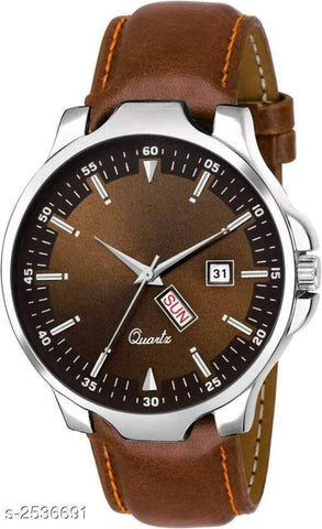 CLASSIC ANALOG MEN'S WATCH