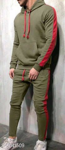 Attractive Men's Slim Fit Tracksuit