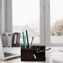 Load image into Gallery viewer, Corkboard Office Desk Organizer - LocalBeavers