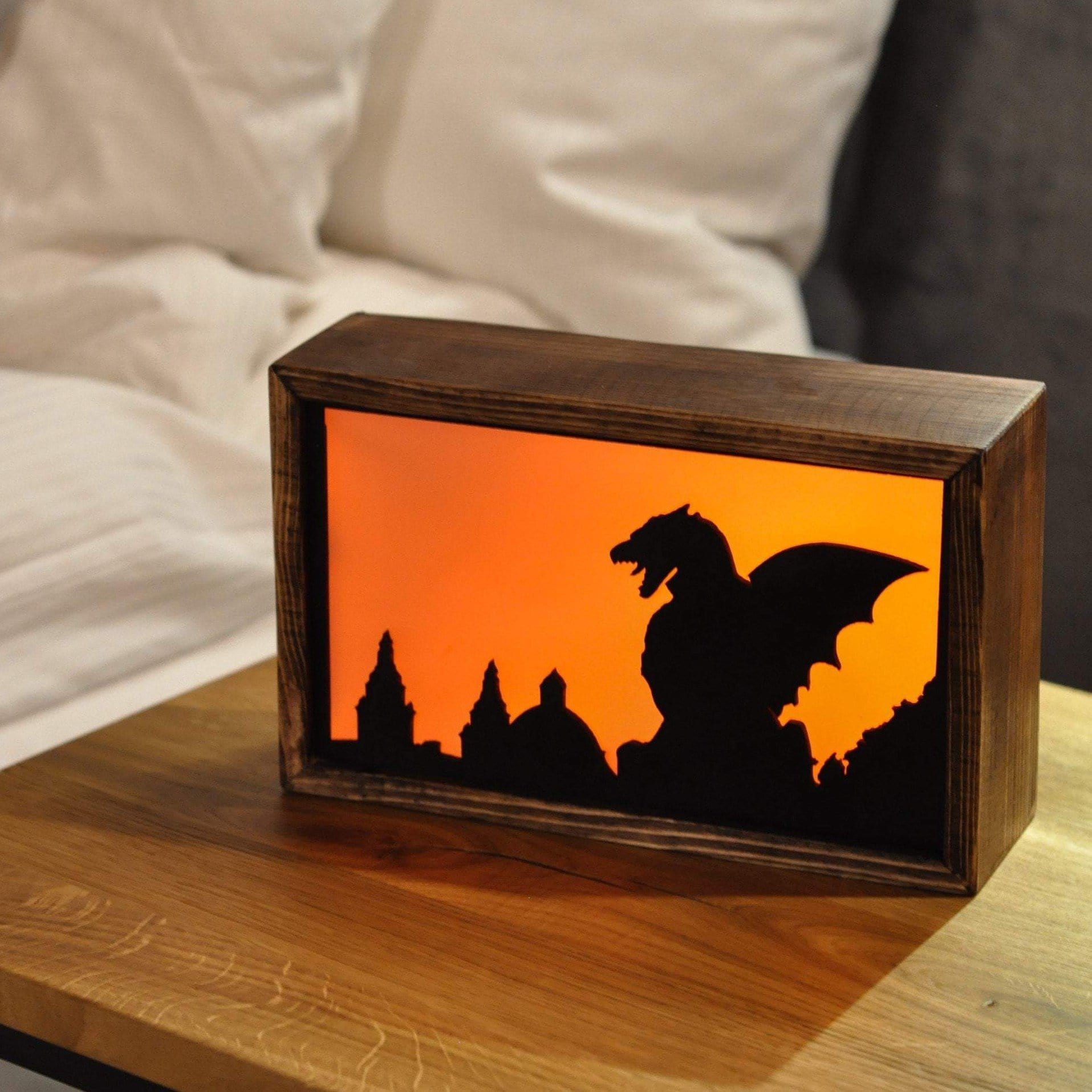 Dragon Night Light - LocalBeavers