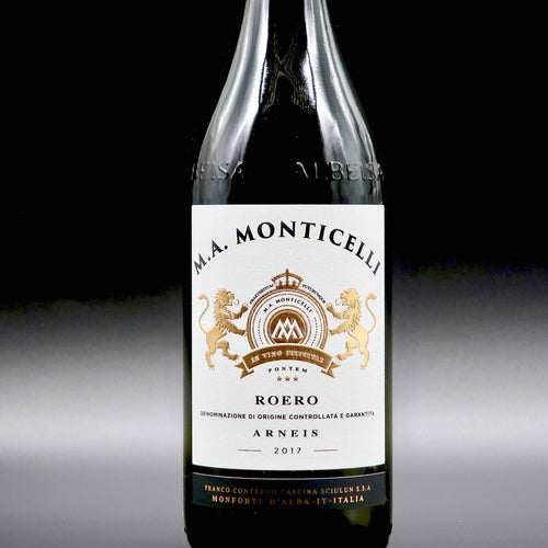 M.A. Monticelli Roero Arneis 2017