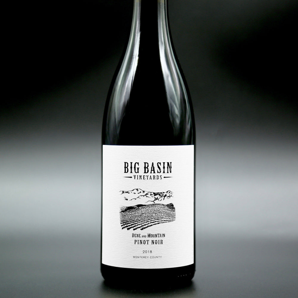 "Big Basin ""Dune and Mountain"" Pinot Noir 2018"