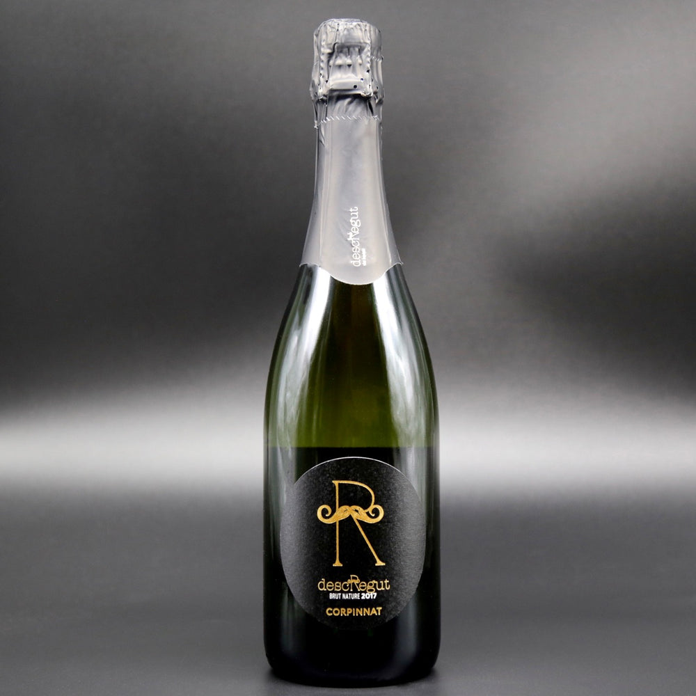 "Can Descregut ""Brut Nature"" Cava Reserva 2017"