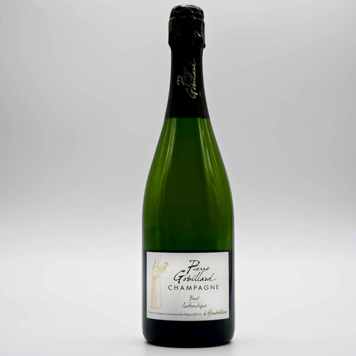 "Pierre Gobillard Brut ""Authentique"" Champagne MV"
