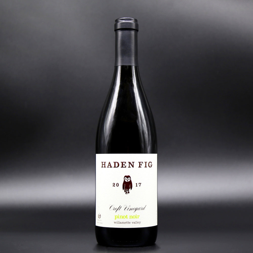 "Haden Fig ""Croft Vineyard"" Pinot Noir 2017"