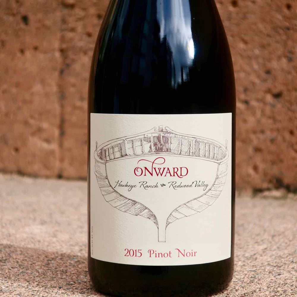 "Onward ""Hawkeye Ranch"" Pinot Noir 2015"