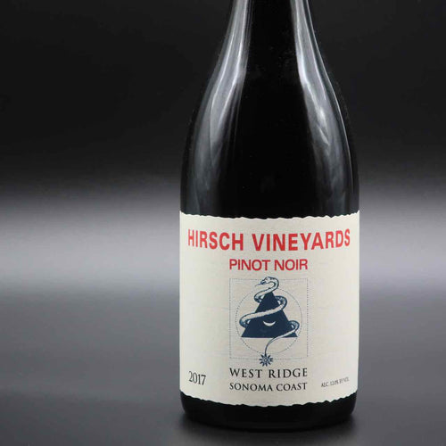 "Hirsch Vineyards ""West Ridge"" Pinot Noir 2017"