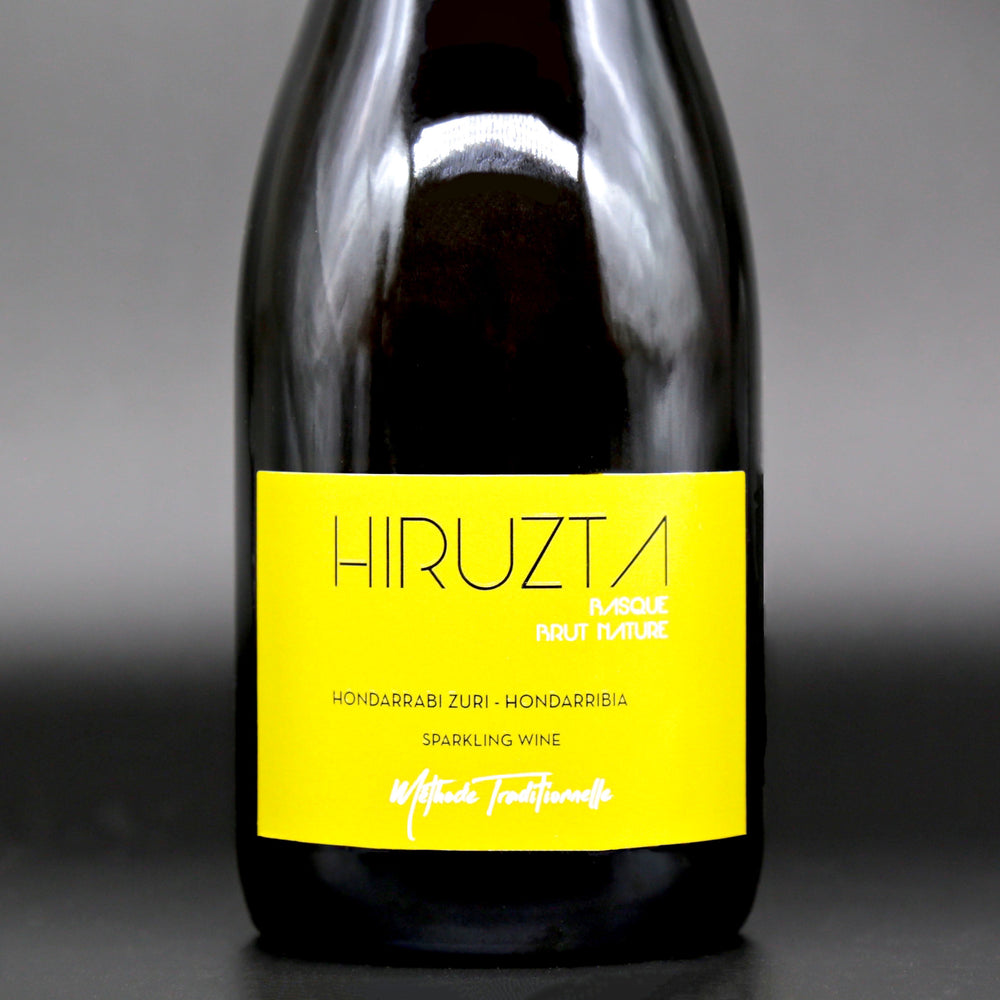 Hiruzta Brut Nature Sparkling Wine MV