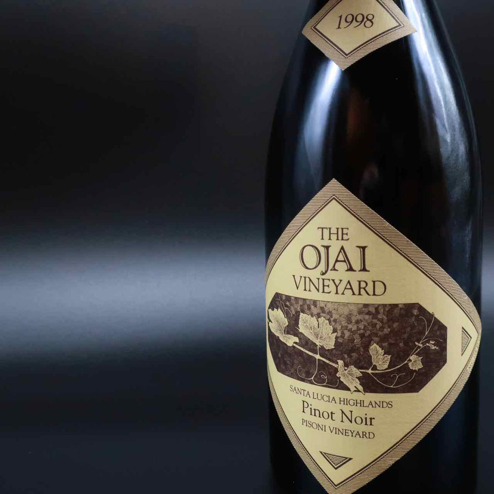 "The Ojai ""Pisoni Vineyard"" Pinot Noir 1998"